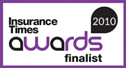 Insurance Industry Times Award Finalist
